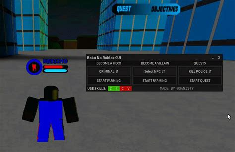 boku  roblox remastered script vrm