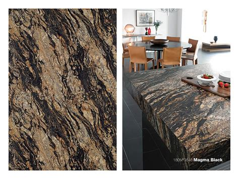 laminate countertops formica180fx 3548 magma black on a kitchen countertop