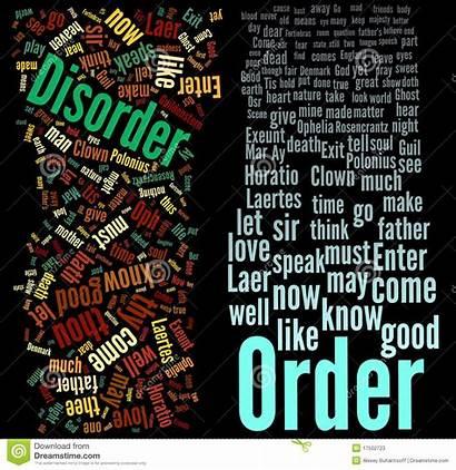 Order Disorder Disordine Ordine Wanorde Sketchbook Orde