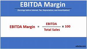 What Is The Amortization Formula Ebitda Margin Definition Advantages And Limitations Of