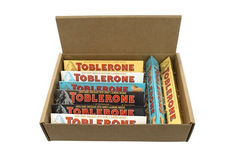 Toblerone Set toblerone chocolate bar variety assortment pack 8