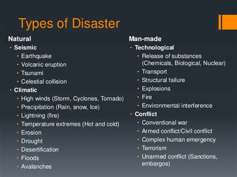 principles  disaster management