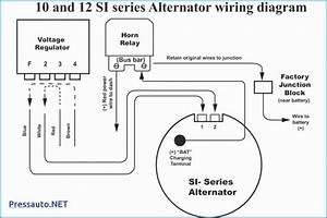 Delco Remy Cs130 Alternator Wiring Diagram