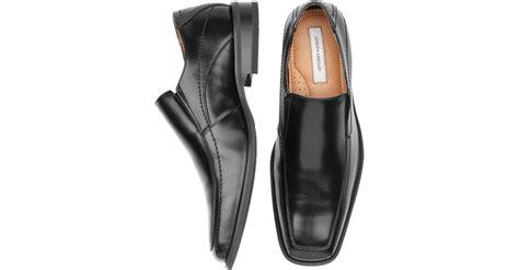 shoe stores joseph abboud black slip on shoes 39 s dress shoes