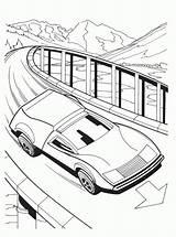 Coloring Wheels Track Race Printable Drawing Cars Tracks Popular Getdrawings Coloringhome sketch template