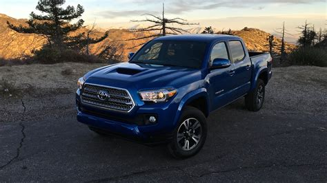 2016 Tacoma Review by 2016 Toyota Tacoma Review Caradvice