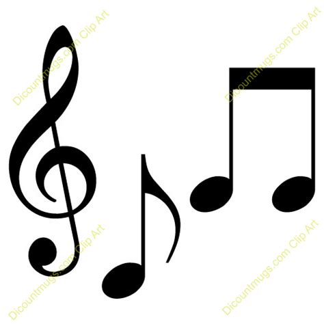 Notes Clipart Clipart Musical Notes Symbols Clipart Panda Free