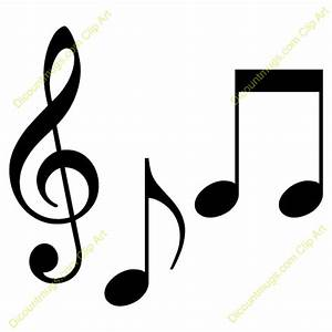 Musical Notes Clip Art. | Clipart Panda - Free Clipart Images