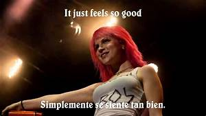 Paramore Misery Business Lyrics Letra Traducida Youtube
