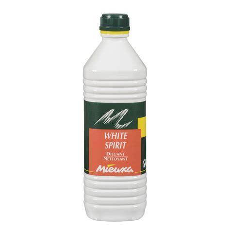 la batterie de cuisine white spirit mieuxa 1 l leroy merlin