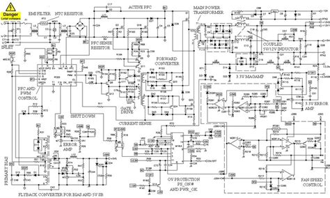 Schematic For Atxd Power Supply Google Search