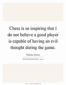 Chess is so ins... Evil Thought Quotes