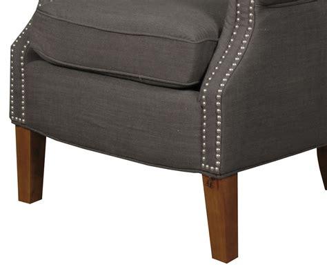Faringford Charcoal Fabric Fireside Armchair
