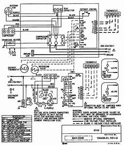 Ducane Heat Pump Wiring Diagram