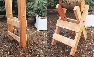 Chevalet Coupe Bois : comment fabriquer son propre chevalet de tron onnage ~ Premium-room.com Idées de Décoration