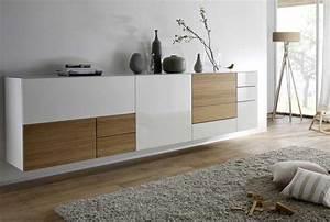 Sideboard Holz Modern : moderne sideboard h ngend wei hochglanz mit gepaart dem ~ Pilothousefishingboats.com Haus und Dekorationen