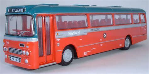 Model Bus Zone - Scottish Models Index