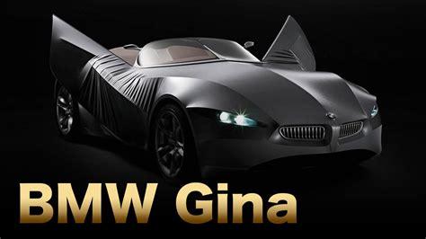 Bmw Gina Light Visionary Concept Youtube