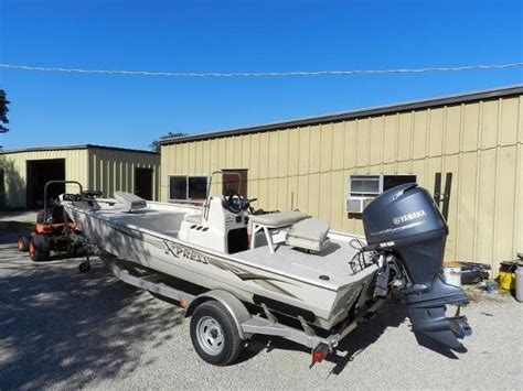 Used Xpress Bay Boats For Sale In Louisiana by Xpress New And Used Boats For Sale In La