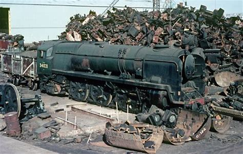 Boat Engine Scrap Yards by About To Join The Mountain Of Scrap At Cashmore S Newport