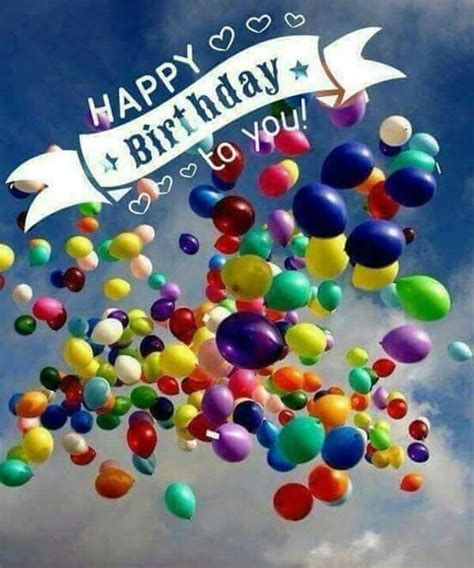 Happy Birthday Images Free Happy Birthday Images With Wishes Happy Bday Pictures