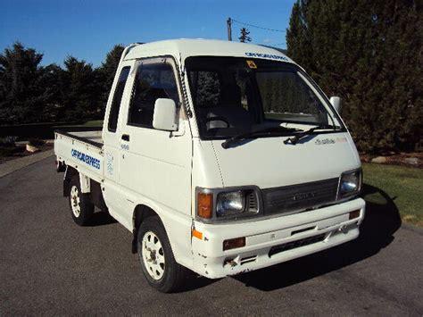 Daihatsu Hijet Mini Truck Parts by J Cruisers Jdm Vehicles Parts In Canada 1992 Daihatsu