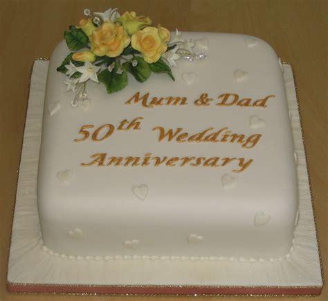 golden wedding anniversary cakes ideas idea