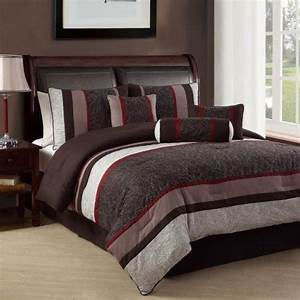 Clayton 7 Piece Embroidered Comforter Set By Clayton   89