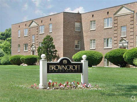 browncroft apartments townhouses rentals rochester ny