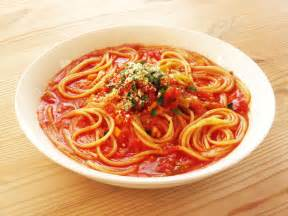 トマト スープ パスタ