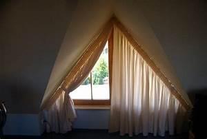 Gardinen Für Dreiecksfenster : tolle ideen wie sie ihr dreiecksfenster verdunkeln ~ Michelbontemps.com Haus und Dekorationen