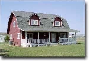 Barn House Plans With Porches by Gambrel Roof Barn House Barn Homes House And Farms