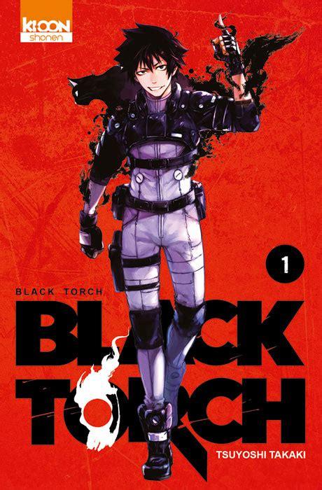 black torch shonen resumes avis fiches personnages