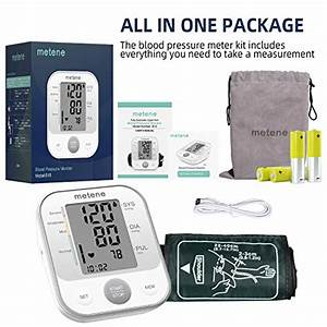 Best Home Blood Pressure Monitors Of 2020