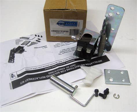 wdx  ge dishwasher drain pump solenoid ap ps ebay