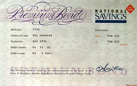 For both of these options you'll already need to be registered with the ns&i online and phone service, and have your ns&i holder's number and password to hand. Premium Bonds: can you ever earn enough with Ernie? - Telegraph