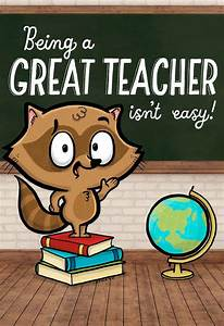 you, make, it, look, easy, teacher, appreciation, card