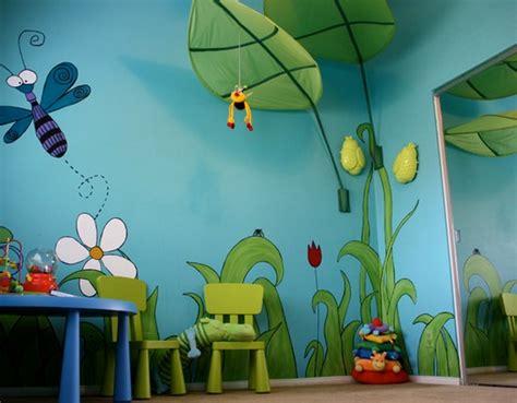 chambre theme jungle chambre bébé thème jungle deco maison moderne