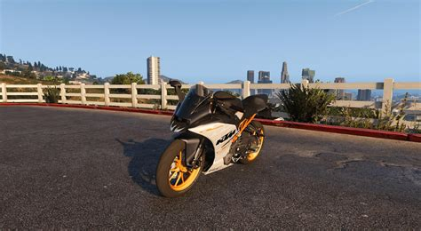 Modification Ktm Rc 390 by Ktm Rc 390 Motor Tuning