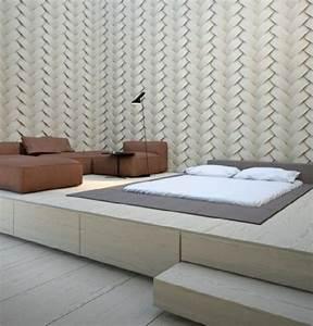 Jugendzimmer Mit Podest : schlafzimmer ideen lassen sie ihren schlafraum ~ Michelbontemps.com Haus und Dekorationen