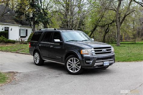 2015 Ford Expedition by 2015 Ford Expedition Platinum Review