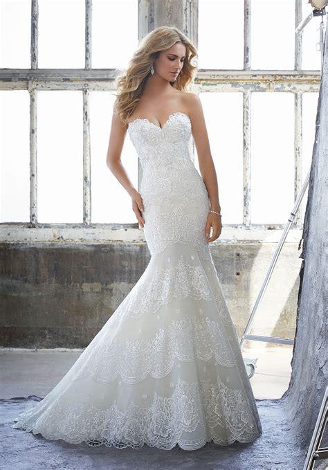 Khloe Wedding Dress Style 8216 Morilee