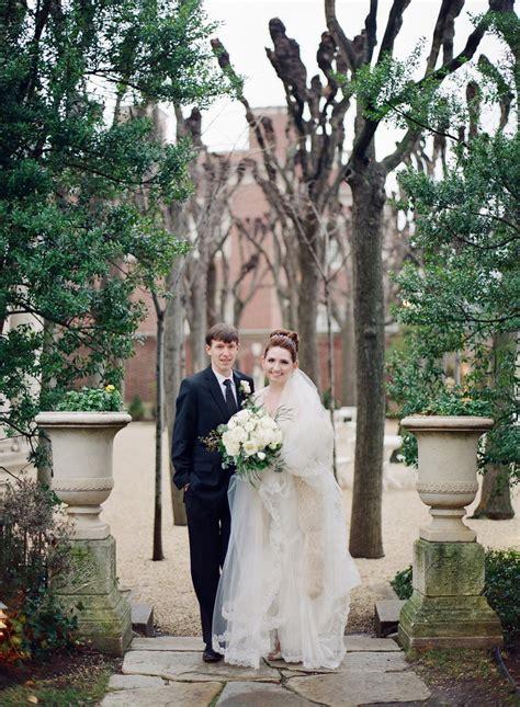 meridian house winter wedding  washington dc wedding