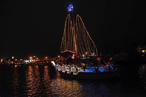 island of lights christmas flotilla wilmington nc