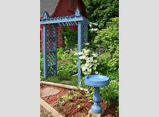 27 EyeOpening Bird Bath Ideas • Garden Outline