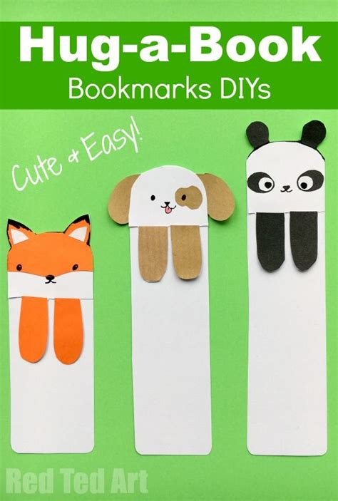 dog bookmark cute bookmark ideas bookmarks diy kids