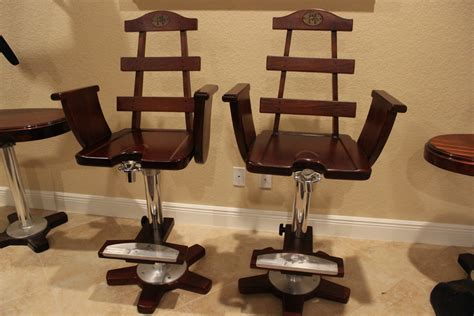 fighting chair stools the hull boating and