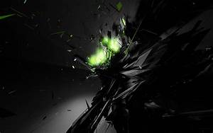 Dark Abstract Are Wallpaper - Wallpapers And Pictures