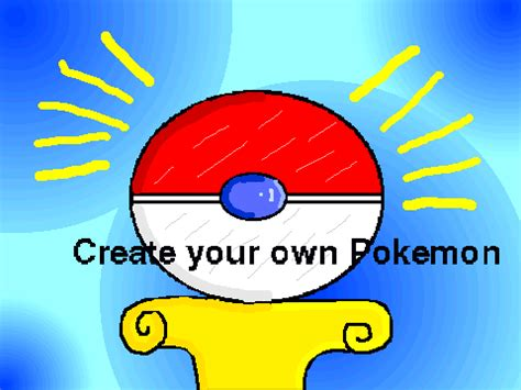 Make Your Own Pokemon  Driverlayer Search Engine