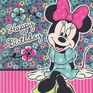 Happy Birthday Maus : minnie mouse boutique happy birthday card cardspark ~ Buech-reservation.com Haus und Dekorationen
